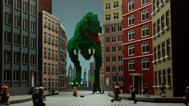 レゴをコマ撮りしたすごい動画「LEGO_ADVENTURE IN THE CITY」
