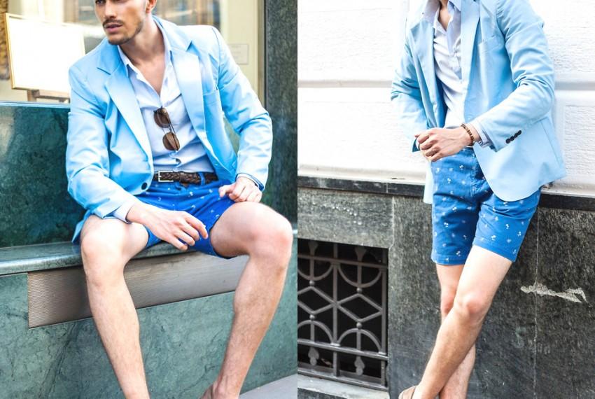 ファッション メンズ 夏 海外